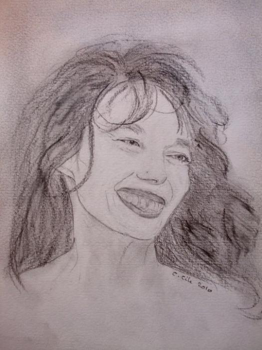 Jane Birkin by C-cile